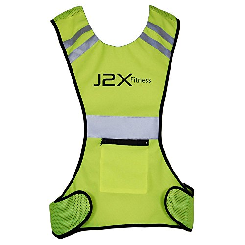 BTR High Visibility Reflective Running Bib   Vest. Suitable for running 7c8d0c9c6