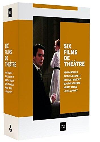 6 films de théâtre (6 DVD)