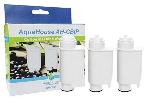 3x AH-CBIP Compatible para Saeco CA6702/00 Brita Intenza+ Filtro de agua para máquinas de café espresso automáticas