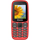 Snexian FIRE 105 Feature Mobile Phone With 1.8 Inch, Dual Sim, Open FM, 1000 Mah Battery, Bluetooth, Camera, Upto 16 GB Expandable Memory, BIS Certified & 1 Year Warranty (RED)