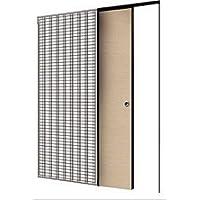 scrigno porta scorrevole - Materiali da costruzione / Prodotti ... -  Amazon.it
