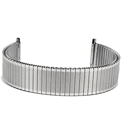 Eulit Flex Strap Flex Band Replacement Band stainless steel Strap 18mm 19mm 20mm
