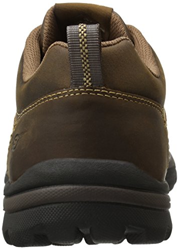 Skechers - Superior Levoy, Sneakers da uomo Marrone (CDB)