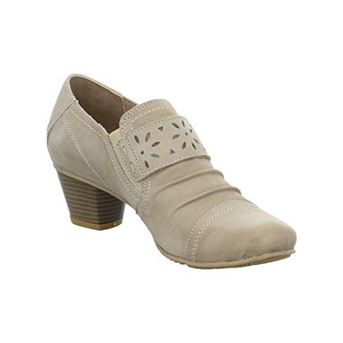 Jana 8-8-24320-26-324, Scarpe col tacco donna Beige beige Beige (beige)