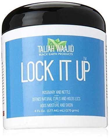 Taliah Waajid - Lock It Up Gel Black Earth 177