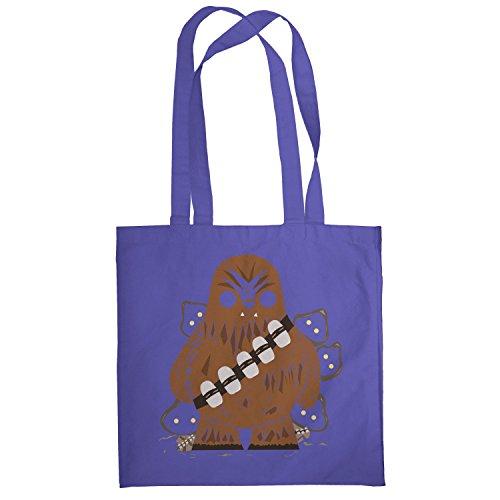 Texlab–Chewie and jawas–sacchetto di stoffa Marine