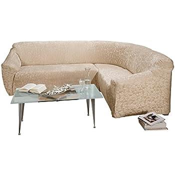 Amazon.de: Bezug für Ecksofa 2er + 3er Eckcouch Sofabezug