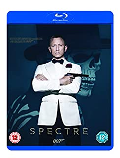 Spectre [Blu-ray] [2015] (B00QS3NY1A) | Amazon price tracker / tracking, Amazon price history charts, Amazon price watches, Amazon price drop alerts