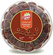 Bayara Dates Sukkary Fresh, 500 gms