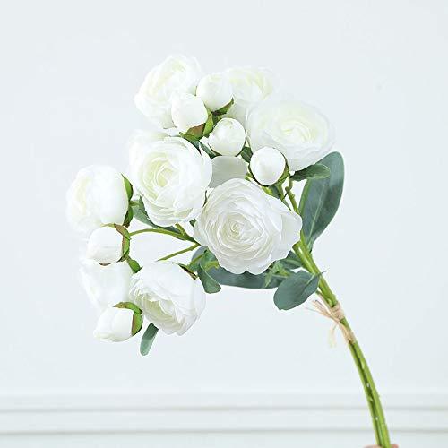 YYWK Gefälschte Blume Parfüm monatliche Blume Krawatte-Balken Fabrik direkt nach Hause Hochzeit...