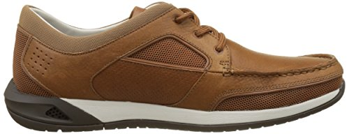 Clarks Ormand Sail, Chaussures Bateau Homme Marron (Light Brown Lea)