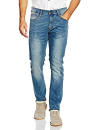 Mustang Oregon Tapered K, Jeans Homme, Bleu
