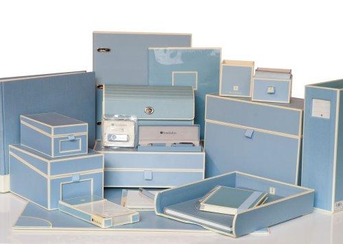 Semikolon 300 Pocket Bound Photo Album, Ciel Sky Blue (04109)