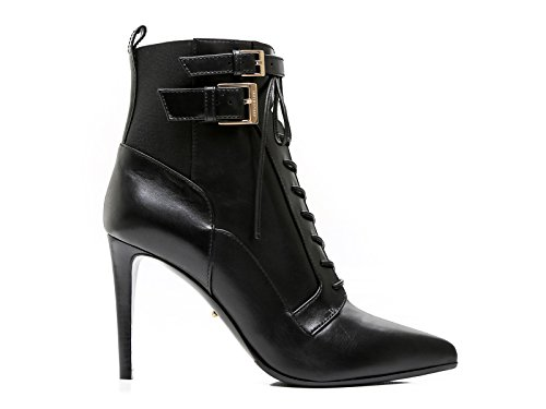 sergio-rossi-womens-a70520maf6561000-black-leather-ankle-boots