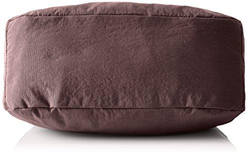 Kipling Damen Bagsational Umhängetasche, 39x34.5x16 cm Braun (Campfire Smoke)