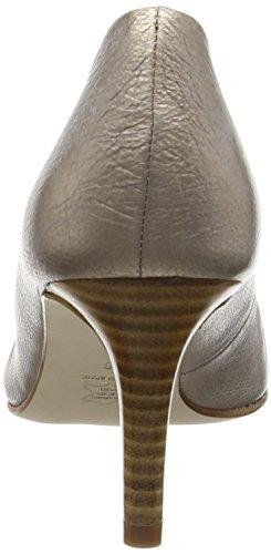 Paco Gil P3003, Chaussures à talons - Avant du pieds couvert femme Beige - Beige (Jazmin)