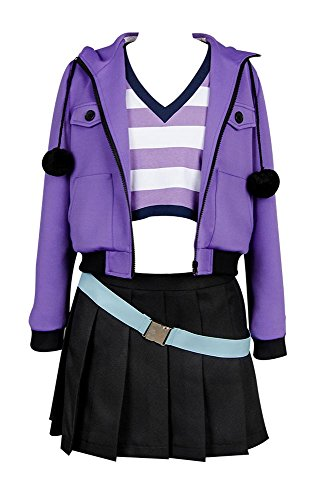 �m Langärmelige Anzug Cosplay Uniform Anime Uniform L ()
