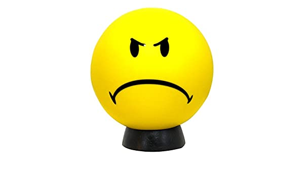 Smiley World IL 01100 03003 LAMPE GIFT SMILEY GRUMPY LED