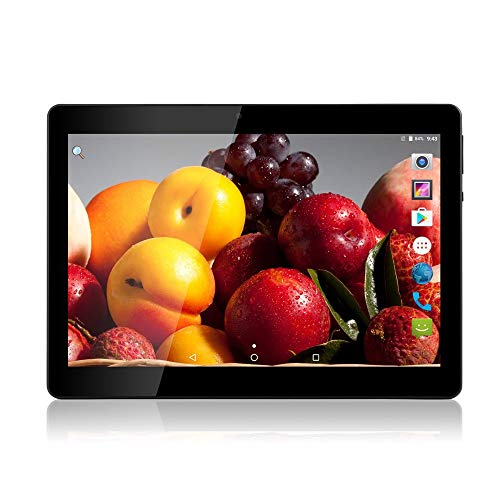 Android 8.1 Tablet 10 Zoll Octa Core CPU 4GB RAM 64GB interner WiFi Kamera GPS Dual SIM ohne 3G Tablet