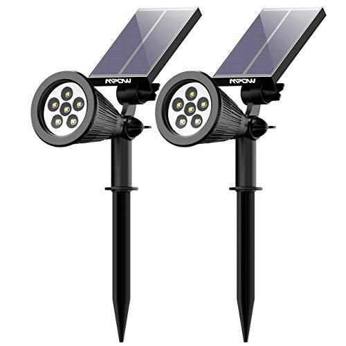 Descripcion del producto Más brillante y más inteligente Con 6 bombillas LED, que puede emitir luz más brillante después de haber sido completamente cargada. Auto encendido o apagado, más listo que la luz ordinaria, que es una gran herramienta para i...