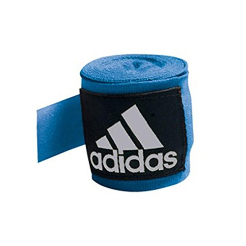 adidas Vendaje Boxing Crepe, azul, 5 x 2,55 cm, ADIBP03-BL-25
