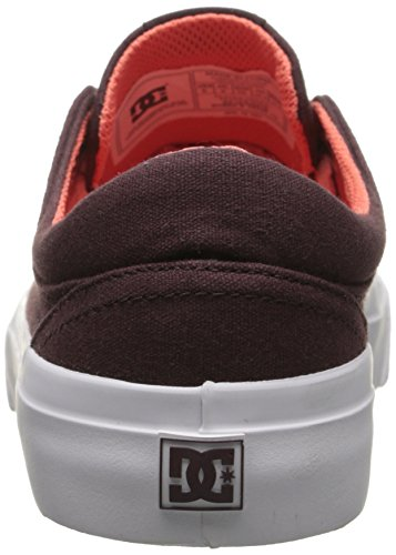 DC Shoes Trase Tx, Baskets mode homme Wine