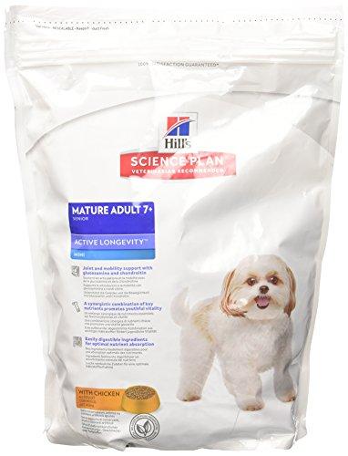 Hills Science Plan 0052742615103 Canine Mature Adult Senior Mini Hundefutter 1kg