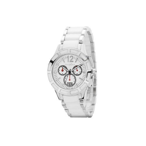 Pandora Damen-Armbanduhr Imagine Grand C 811002WH (Frauen Pandora Für Uhren)