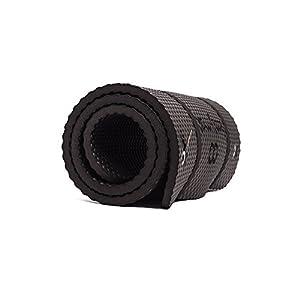 Bootymats PRO – Extra Polsterung Fitnessmatte Butt Workout, Fitness, Pilates, ABS, Stretching. Gymnastikmatte Maße: 160 x 60 cm. und Dicke: 19 mm
