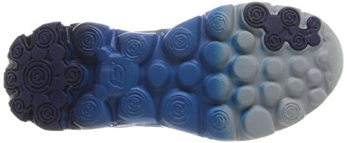 Skechers Go Run RideSupreme, Chaussons Sneaker Garçon Bleu (Nvbl)
