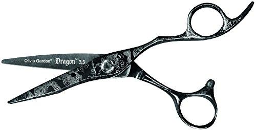 Olivia Garden Haarschneide-Schere Dragon 5,50 Zoll Rechtshand