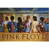 Drapeau Pink Floyd : Back Catalogue Sous Licence Officielle