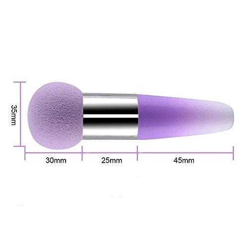 conteverr-1x-lollipop-soffio-di-polvere-cipria-penna-pennelli-trucco-liquido-crema-fondazione-corret