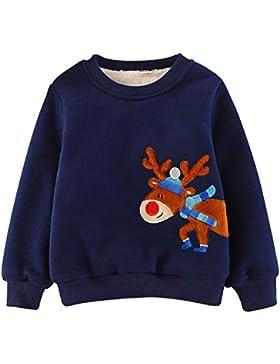 Tkria Jungen Kinder Sweatshirt B