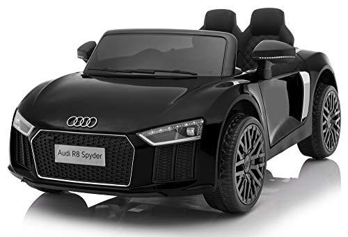 giordano shop Macchina Elettrica per Bambini 12V Audi R8 Spyder N