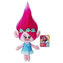 Dreamworks Trolls Poppy Hug 'N Plush Doll By Trolls