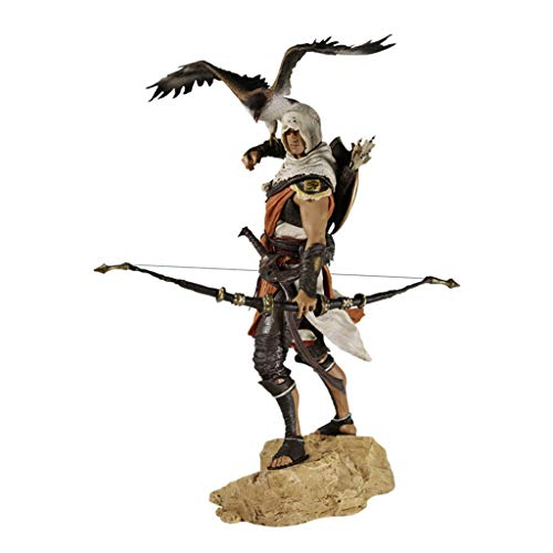 Spiel Assassins Creed Origin Beik Modell Statue Action Figure ca. 9,8 Zoll (Bogen Creed Assassins)