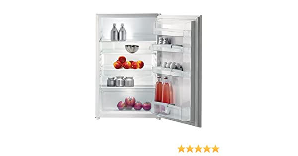 Kühlschrank Integrierbar Ohne Gefrierfach : Gorenje kühlschrank einbau a cm kwh jahr l