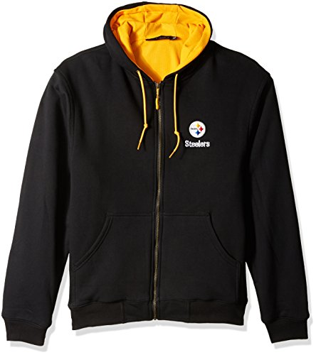 Dunbrooke Apparel NFL Handwerker Full Zip Hoodie Thermal
