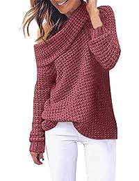 e992f9162dc Sweatshirt Femme Chemisier Pin Up Chic Pull Femme Pas Cher A La Mode Ample  Pull Tricoté