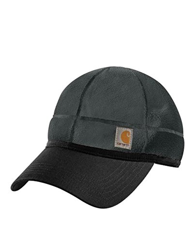 Carhartt Force Griggs Fleece Visor Cap-One Size Schatten/schwarz 101808029 Carh CH101808029SHW - One Size -