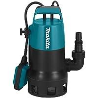 Aparoli PF0410 Pompe submersible électrique Makita 400 W pour particules jusqu'à 35 mm
