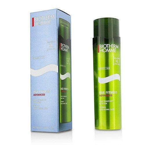 Biotherm Home Age Fitness Crema Tonificante Anti-Età, Uomo - 100 ml
