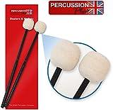 Percussion Plus Schlägel Filz 1 Paar