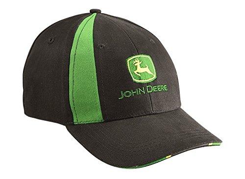 Gorra Future John Deere negra