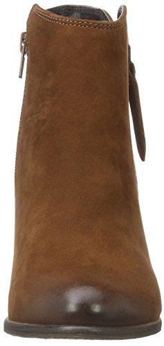 SPM - Calvin Ankle Boot, Stivali a metà gamba con imbottitura pesante Donna Marrone (Braun (Dk Cuoio 012))