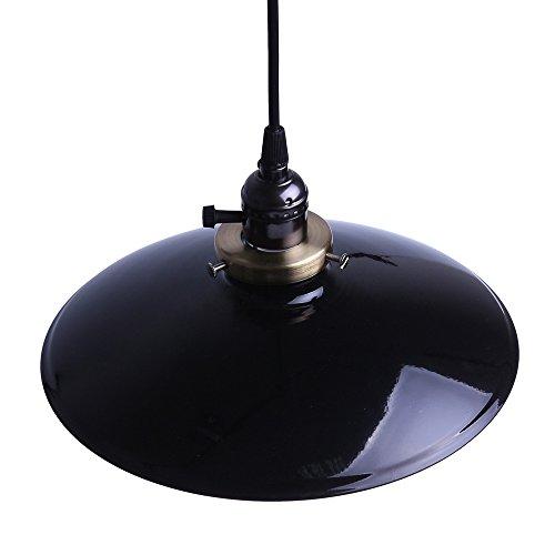 Sunsbell® Moderne Klassiker Industrie Retro Vintage Loft Kaffee Bar Wall Pendant Lamp Metal Wandleuchte Beleuchtungskörper für Edison E27 Lampen
