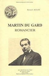 Martin du Gard romancier