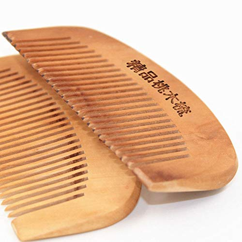 Natürliche Haar-farbe Verbesserung Shampoo (shyyymaoyi Kamm, antistatisch, Hickoryholz, Kopfmassage, Haarpflege)