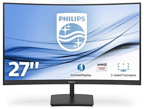 Philips Monitor 271E1SCA Monitor 27 pollici full hd